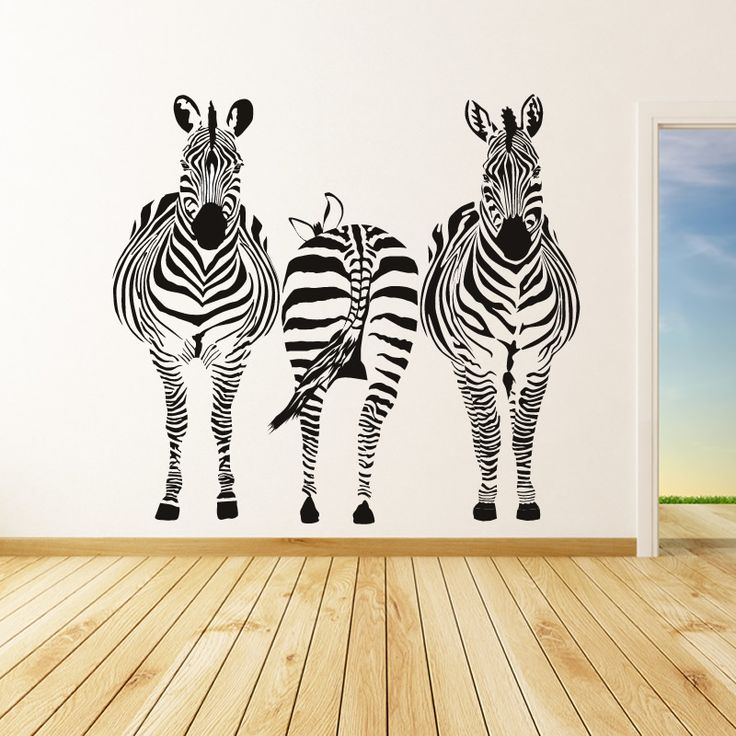 Best Animal Wall Decals Images On Pinterest Animal Wall - Wall decals animalsafrican savannah wall sticker decoration great trees with