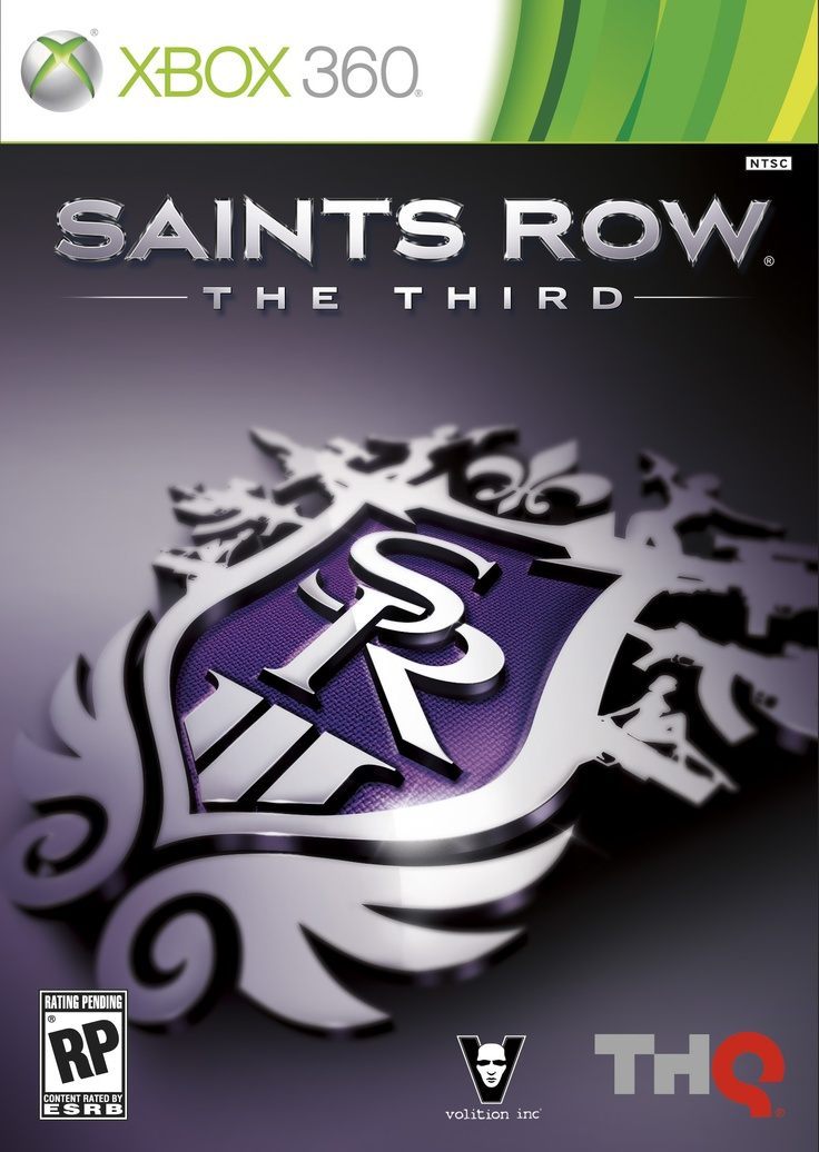 Picture of Saintu0027s Row The Third