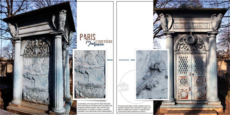 cimetière Montmartre Paris