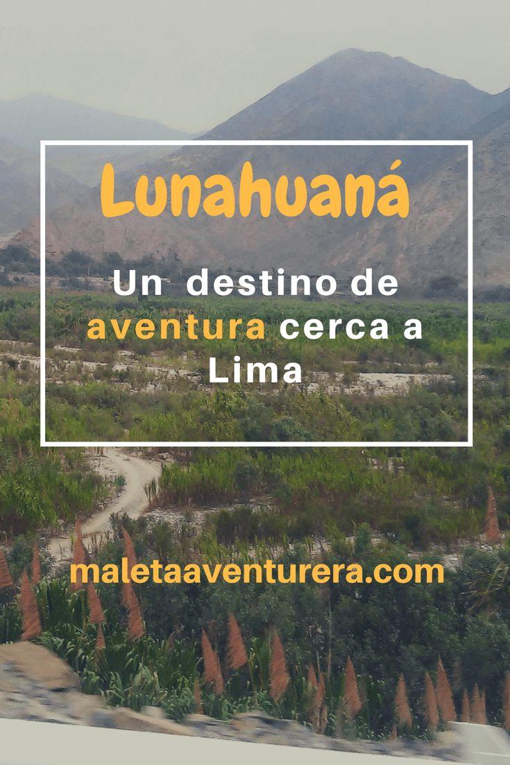 Es una excelente alternativa para pasar un fin de semana y practicar deportes de aventura. #travel #viajes   #peru #gastronomia  #deporte #travelblogger