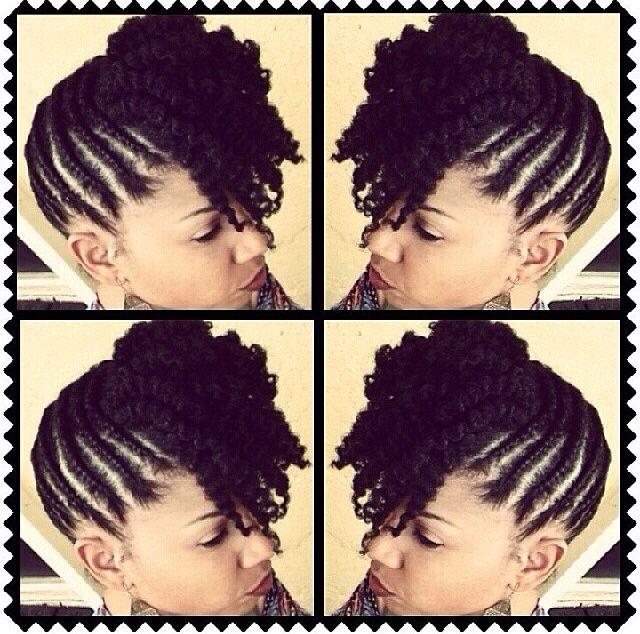 NATURAL HAIR UPDO                                                       …                                                                                                                                                                                 More