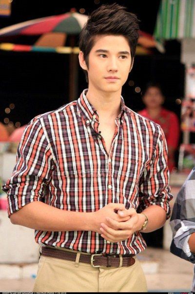 "Mario Maurer - just because he's the ""Won Bin"" of Thailand.  He's cute, although he doesn't have that ""je ne sais quoi"" to get my undivided attention."