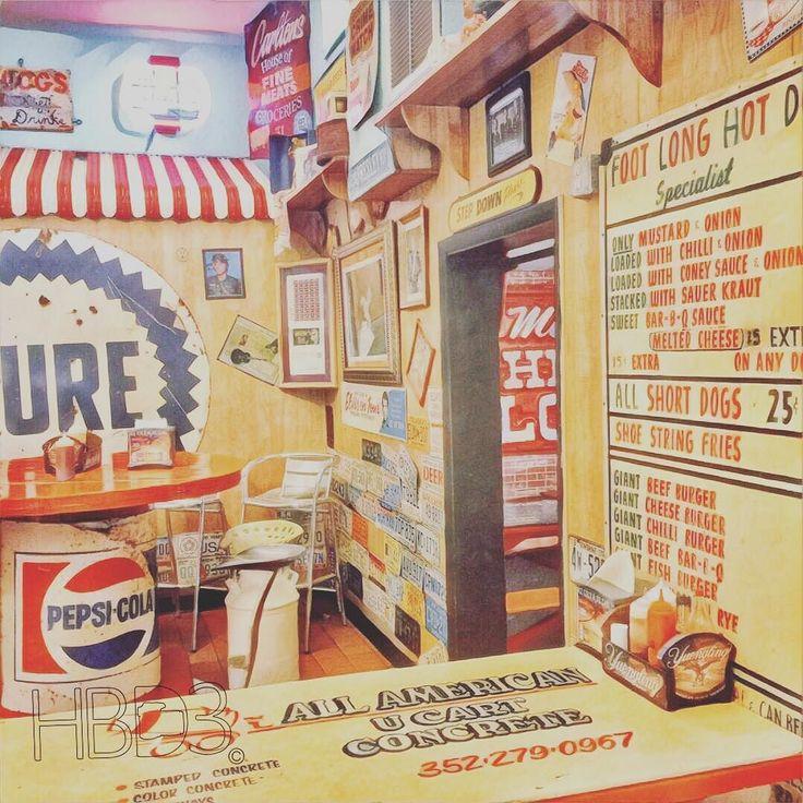 Fun America Lunch! #forkyeah #beautifulcuisines #buzzfeedtasty #tastingtable  #onthetable #howisummer  #eattheworld #americana #madeinusa #normanrockwell #hamburger #cheeseburger #burgertime #instaburger #burger #burgerlovers #burgers #hamburguesa #hamburguer #bestburger #burgraphy #burgerlife #fastfood #fries