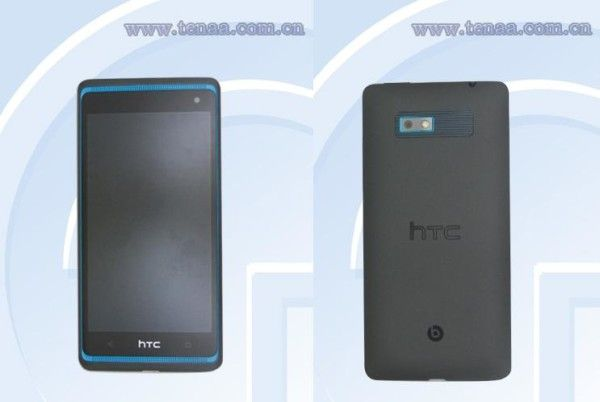 HTC 606w con Boom Sound Stereo Speakers, fotocamera Ultrapixel