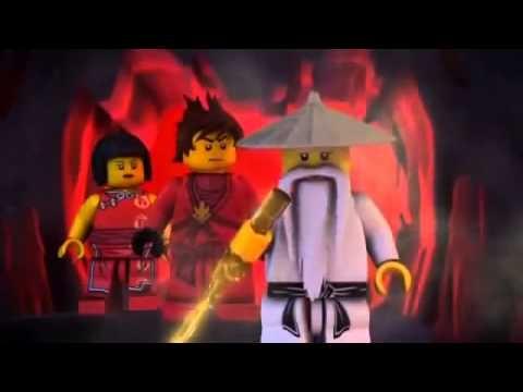Lego Ninjago season 1-Episode 1-Way Of The Ninja | Ninjago ...