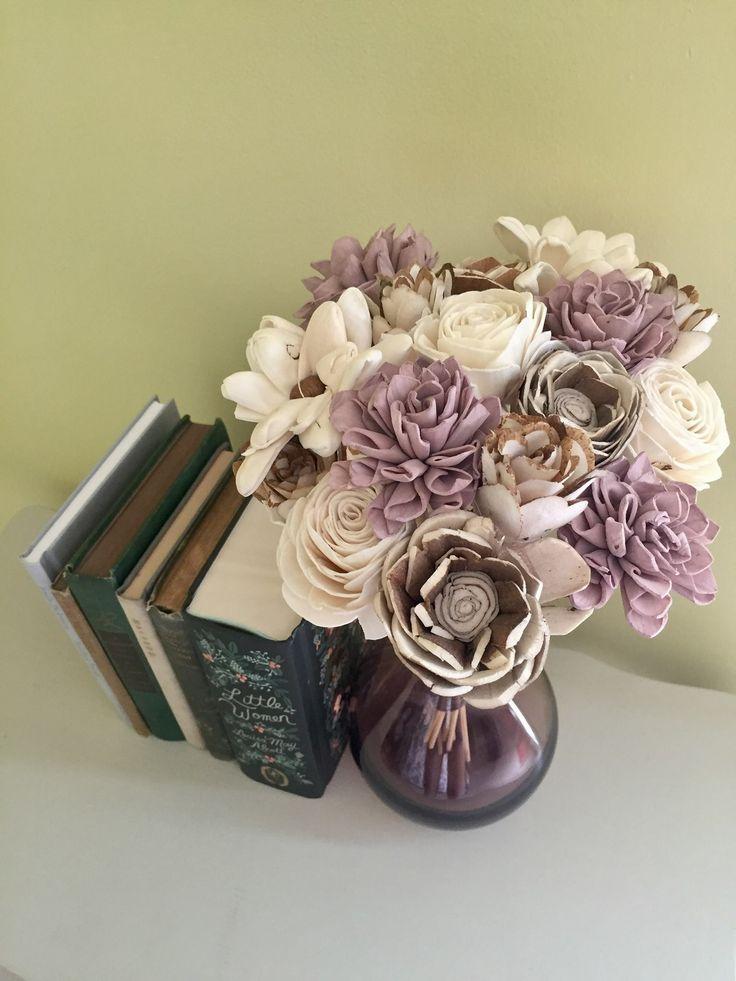 241 best sola wood flowers images on Pinterest | Wood flowers ...