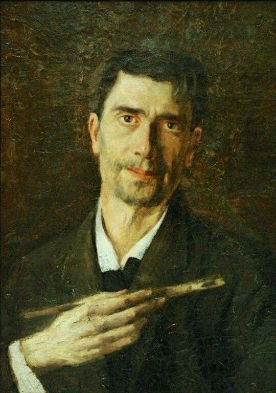 Stefan Luchian. Un zugrav
