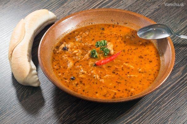 Držková polievka podľa šéfkuchára (fotorecept)