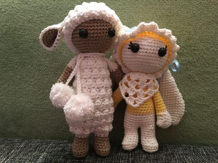 Schaf und Hasi