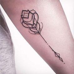 Tatuagens Femininas Linework Ornamental Tattoo Melina Wendlandt
