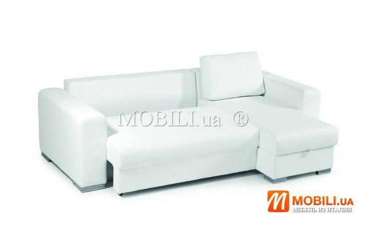 LETO  угловой диван кровать, раскладной, ортопедический, MOBILI DIVANI
