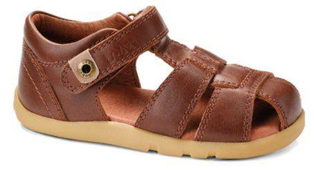 Bobux i-walk Classic Kinder Sandalen braun