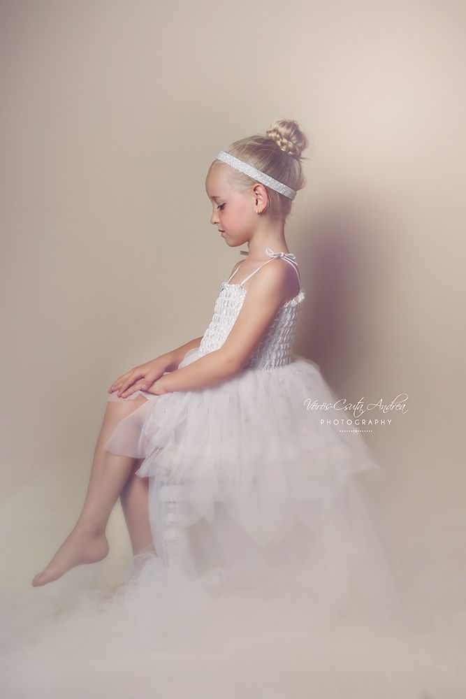 ballerina, white, csutafoto