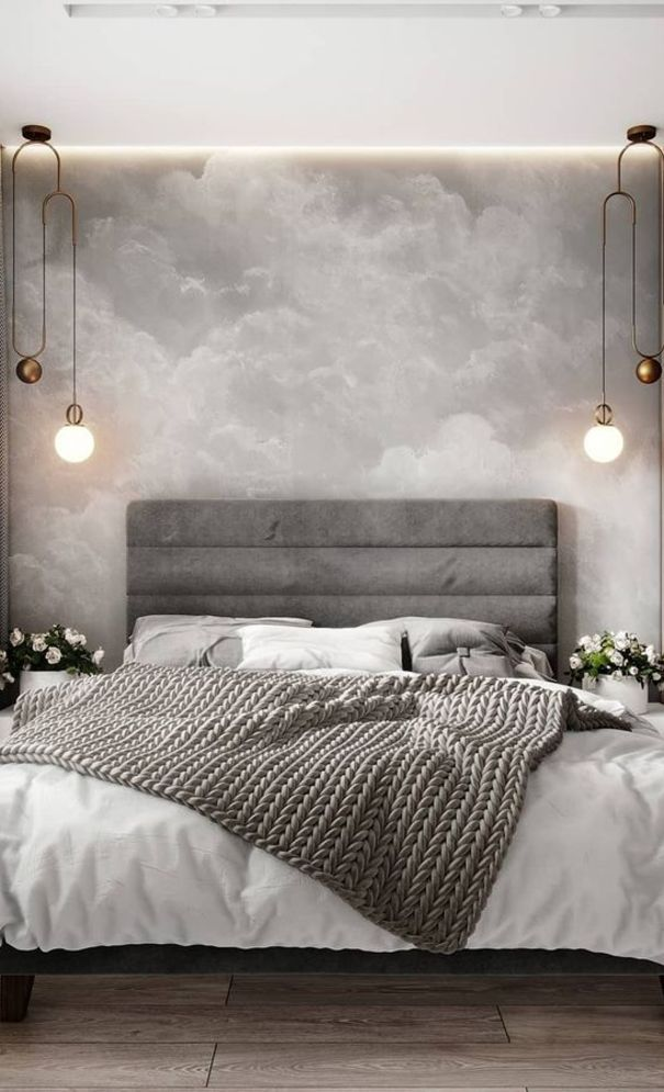 59 New Trend Modern Bedroom Design Ideas For 2020 Part 58 Modern Bedroom Inspiration Minimalist Bedroom Design Luxurious Bedrooms