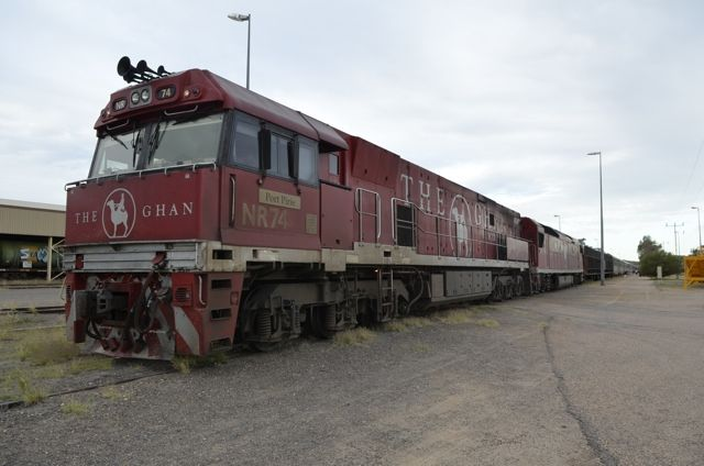 The Ghan Train journey in Australia via http://www.travelyourself.ca/cailins-blog/taking-the-ghan-train-in-australia-a-photo-essay/
