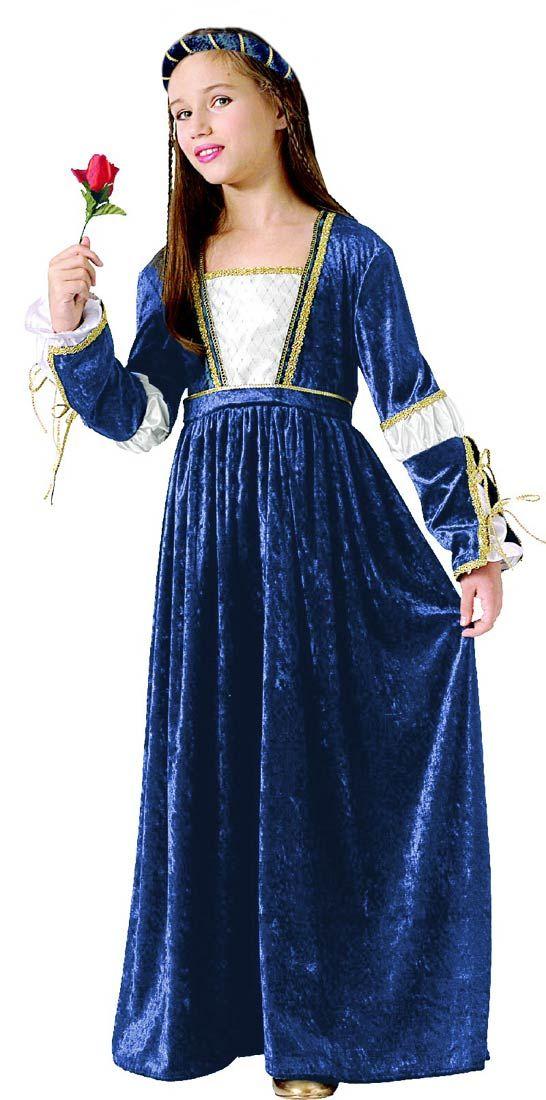 Girls Renaissance Costume (inspiration)