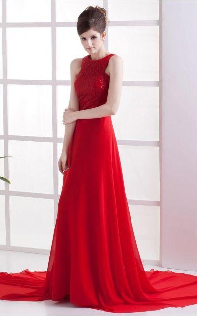 Chiffon Strapless Natural A-line Floor-length Bridesmaid Dresses 0190364