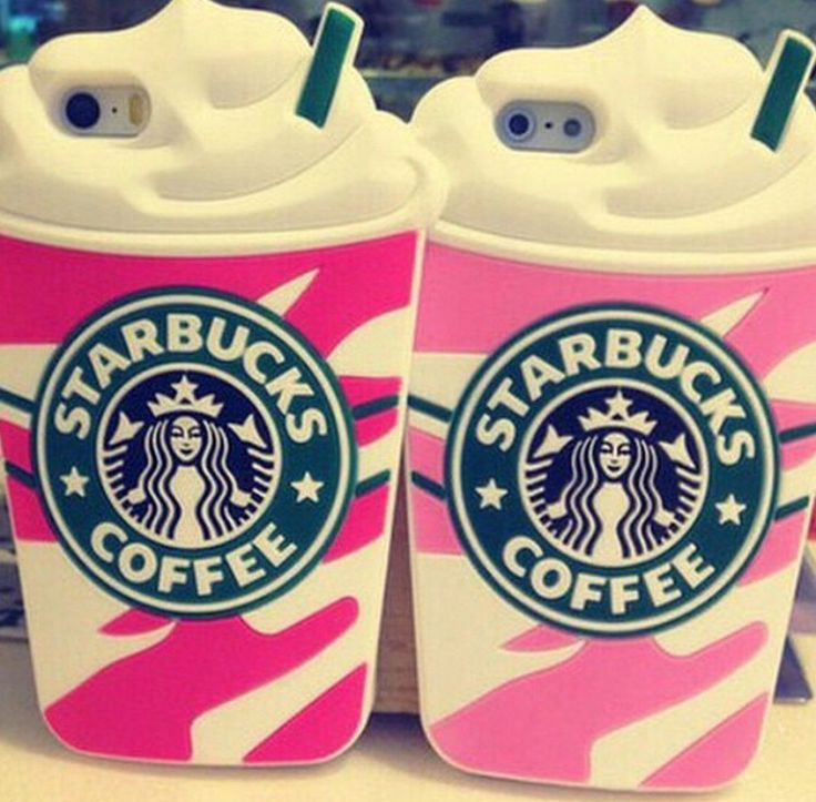 It makes me want to eat a million cup of some kind of Starbucks