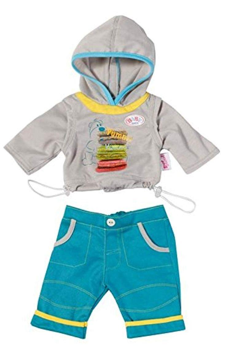 Der Spielzeugtester hat das Zapf Creation 820452 – Baby born Boys Collection, … – Spielzeugtester