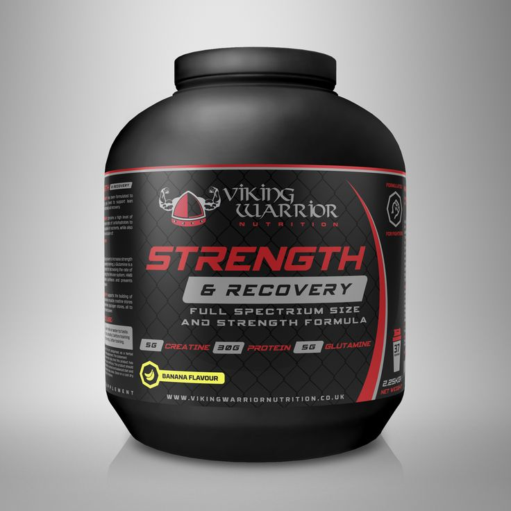 All in one Viking Protein