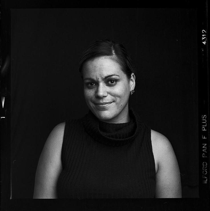 Gina. #ilford #ilfordpanf #panf #adonal #rodinal #studio #photography #bne #brisbane #broncolor #portrait #hasselblad #500cm #zeiss #80mm