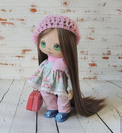 Купить или заказать Малышки в интернет-магазине на Ярмарке Мастеров. Очаровательная кукла-малышка сшита на заказ, с учетом индивидуальных пожеланий.Кофточка связанна из хопковой пряжи, брючки из корейского хлопка и кружева, ботиночки из натуральной кожи,вся одежда снимается, волосы можно аккуратно расчесывать и менять прическу. Можно заказать повтор с учетом индивидуальных пожеланий.Цена за одну куколку.