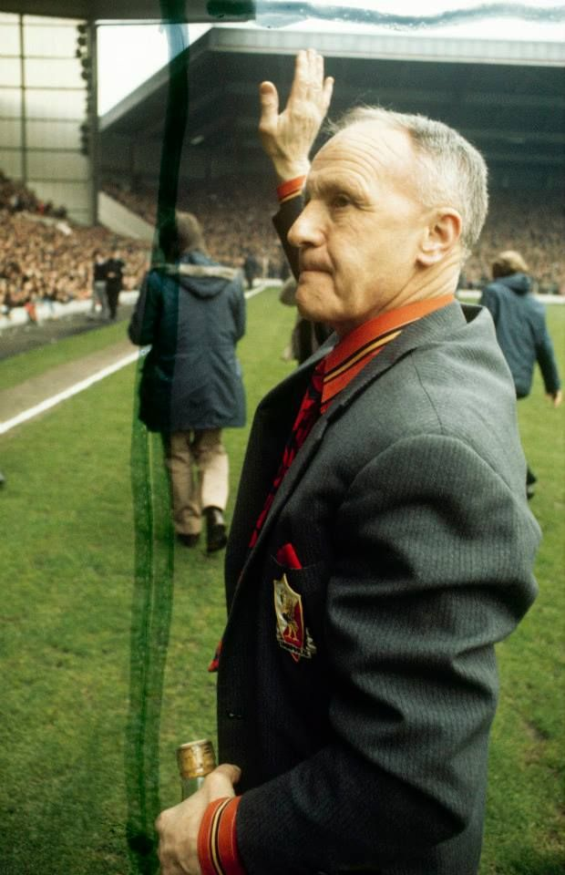 ♠ The History of Liverpool FC in pictures - Bill Shankly #LFC #History #Legends