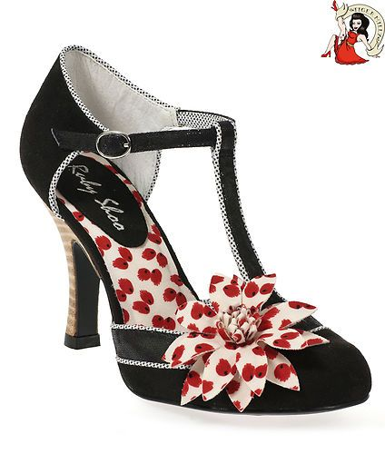 RUBY SHOO LADIES suede CANDICE SHOES kitten heels - my new favourite shoe brand!