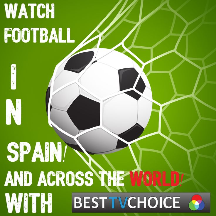The Best TV Choice Eurobox allows you to watch live football in Spain and from around the world. Find out more about our sports  Channels and our live match finder. https://www.besttvchoice.net/football-match-channel-finder/