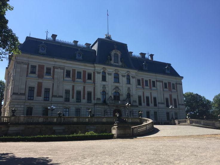 Pszczyna Castle
