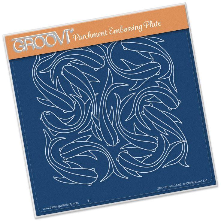 Carp Groovi® Plate A5