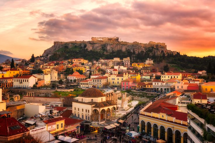 Last time dreaming of Athens 😍  Tomorrow: Heading to Madrid 🇪🇸 😊