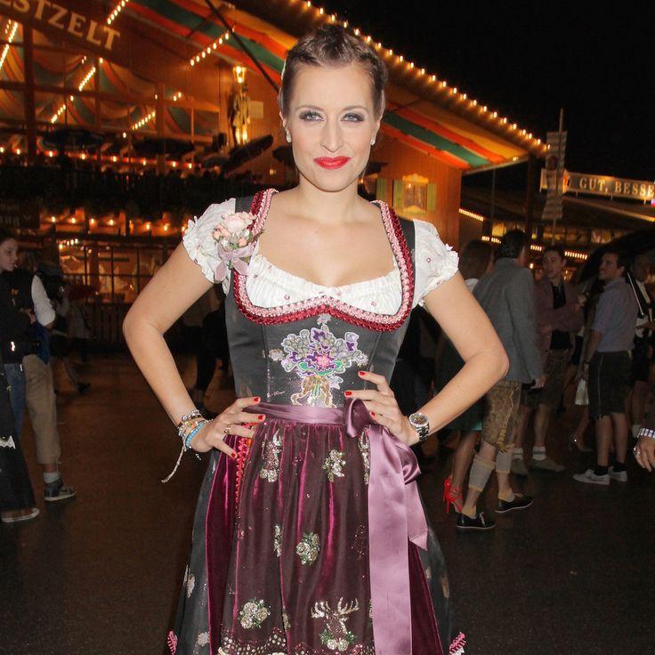 Verena Kerth: Bereit fürs Oktoberfest