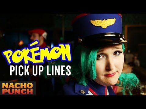 Pokemon Pick Up Lines - YouTube