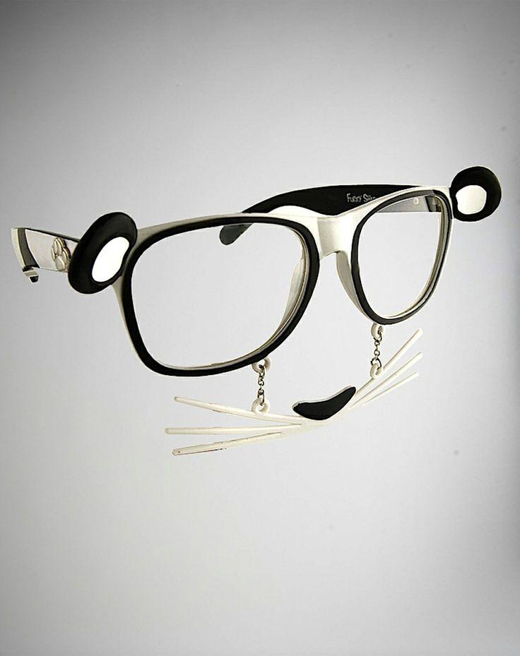 Panda Sunglasses... I WANT!