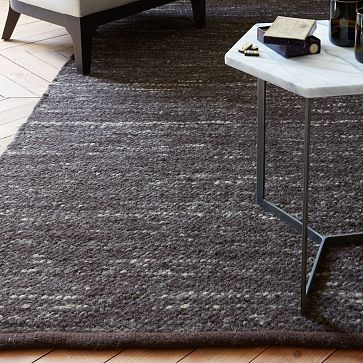 Exceptional Sweater Wool Rug   Sable #westelm