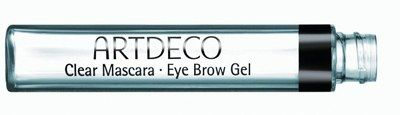 Clear Mascara - Artdeco  - Make-up: Für jeden Hauttyp  - Wer ganz auf den Nude-Look setzen möchte, darf mit dieser Clear Mascara von Artdeco ruhig auf dunkle Wimperntusche verzichten. Das durchsichtige Gel pflegt und stärkt die Wimpern und betont sie auf die sanfte Art...