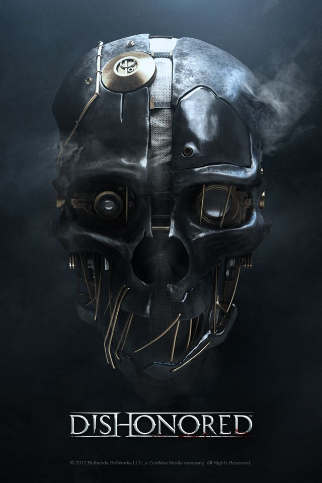 Dishonored! Such a fantastic game.