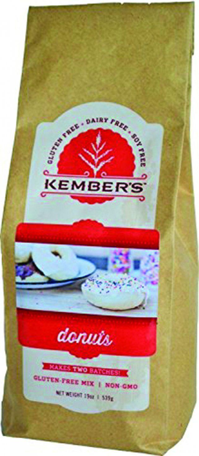 kember's gluten-free donut mix