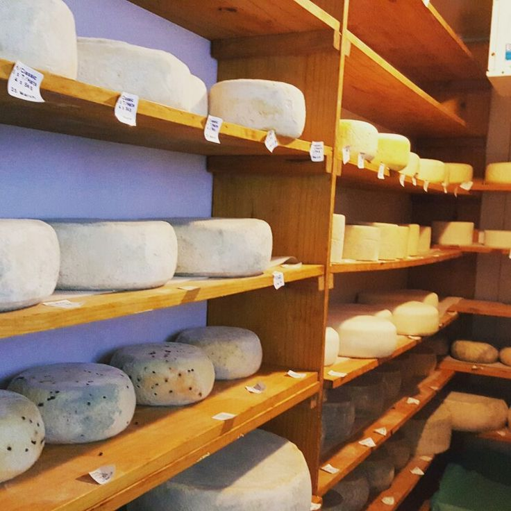 Cheese room at Belnori Boutique Cheesery #hazelfoodmarket
