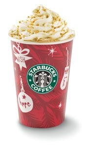 my new favorite... starbucks toffee nut latte <3