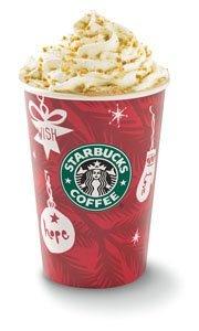 my new favorite... starbucks toffee nut latte <3