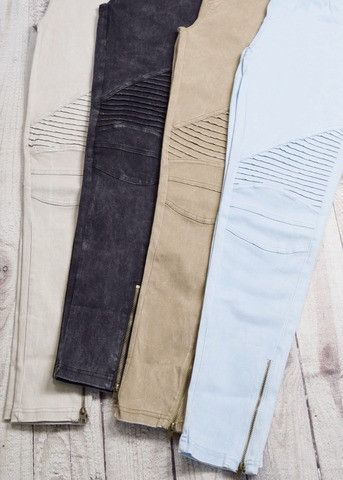 Axel Moto Jeggings. Luxe New Fall Colors - Now In Stock ! These will go fast, grab them while you...