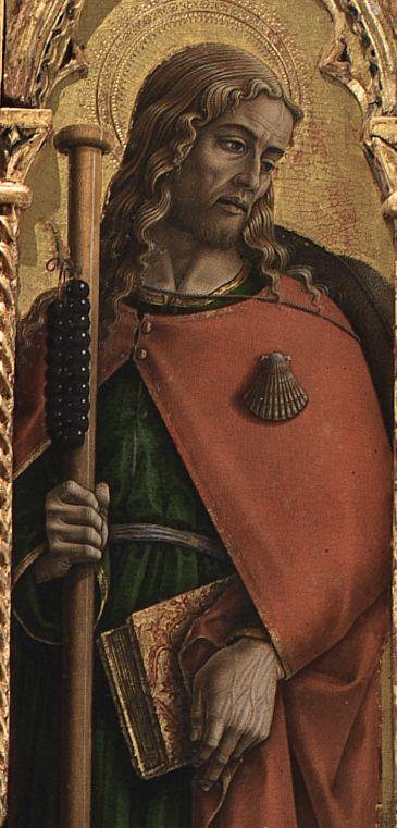 Carlo e Vittore Crivelli, San Giacomo Maggiore, polittico di Monte San Martino,  1477-1480