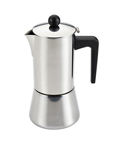 www.myhabit.com  Brew rich, full-bodied espresso with this sleek design that features an attractive contoured handle
