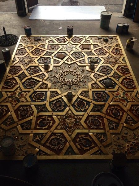 Best Modern Islamic Design Images On Pinterest Architecture - Carved wood lace like lighting design inspired islamic decoration patterns
