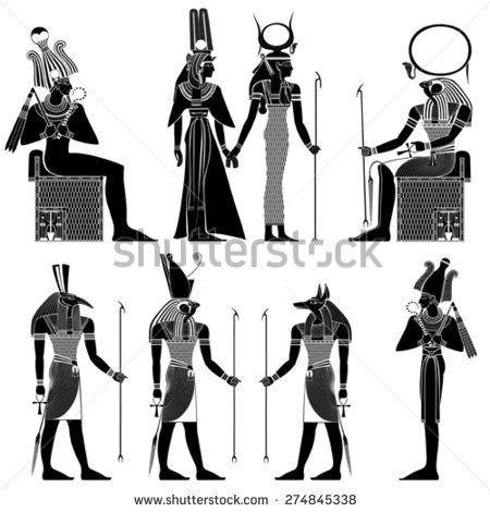 stock-vector--egyptian-ancient-symbol-isolated-figure-of-ancient-egypt-deities-274845338.jpg 450×470 pixels