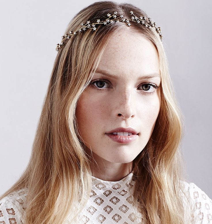 Bridal Hair Accessories Boho : 513 best wedding hairstyles makeup and nails images on pinterest