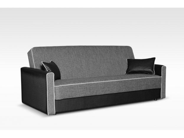 Rozkládací gauč s úložným prostorem Noema