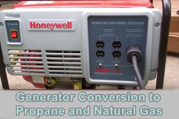 Generator Conversion to Propane and Natural Gas Homesteading  - The Homestead Survival .Com